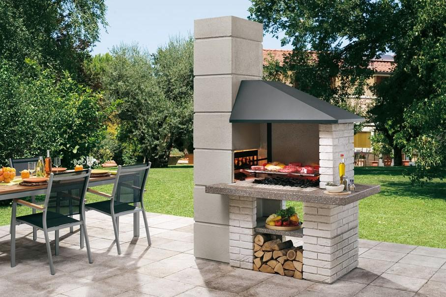 Come pulire il barbecue in muratura for Barbecue in muratura obi