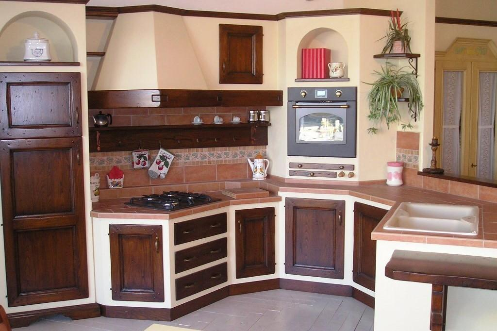 Foto Cucine In Muratura Da Esterno. Amazing Cucina Da Esterno ...